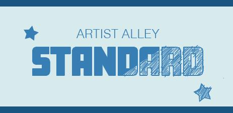 Artist Alley - Standard