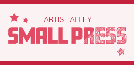 Artist Alley - Small Press