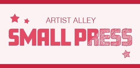 Artist Alley - Small Press